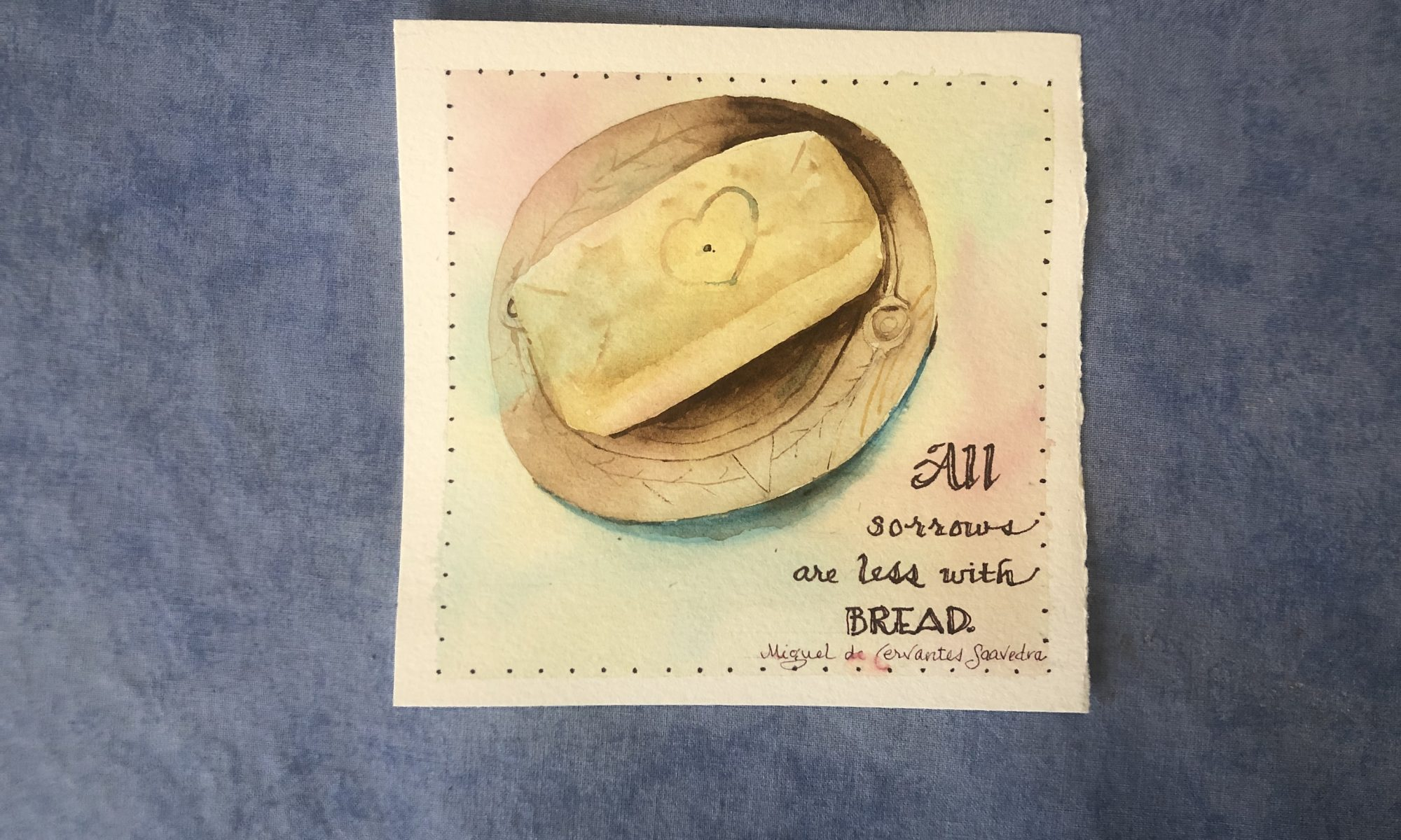 """""""The Bread Fairy"""""""